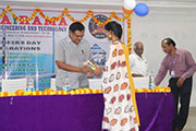 Engineers day celebration in urcet 4
