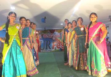 Telugu Ammai Contest