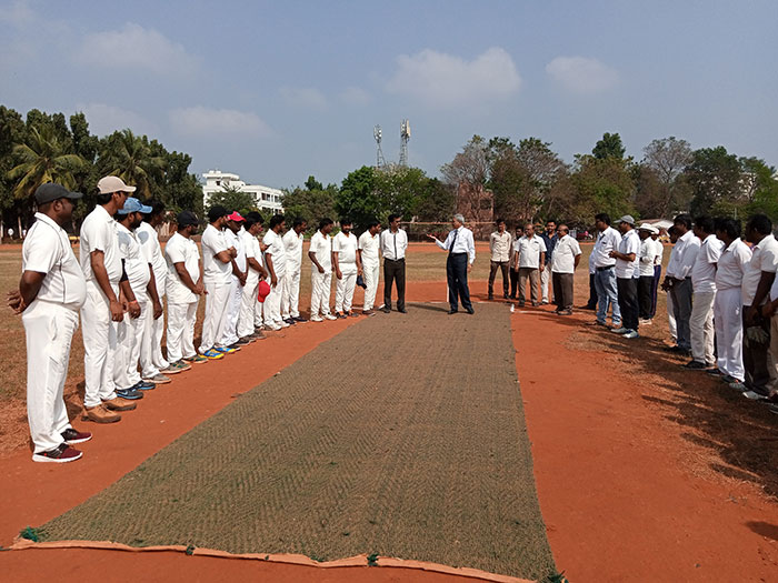 Chandu's National Cricket tournament 1