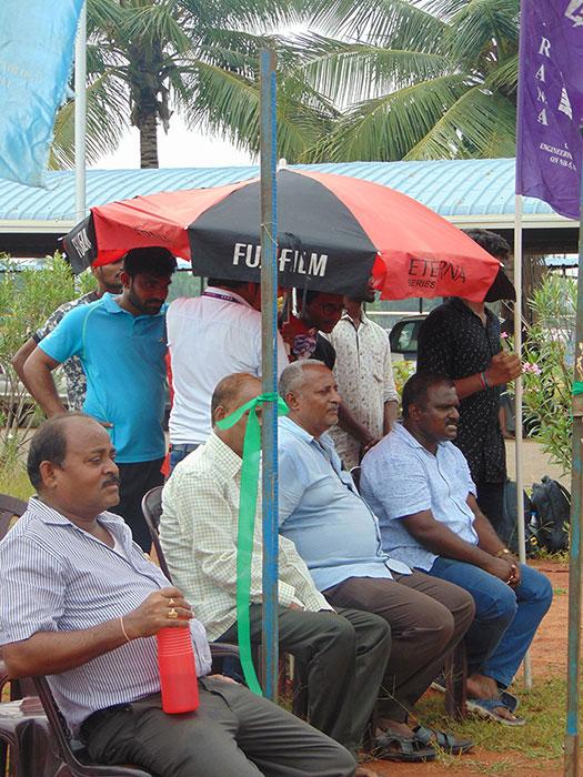 Jntuk Women Kabaddi Team Selection Trails