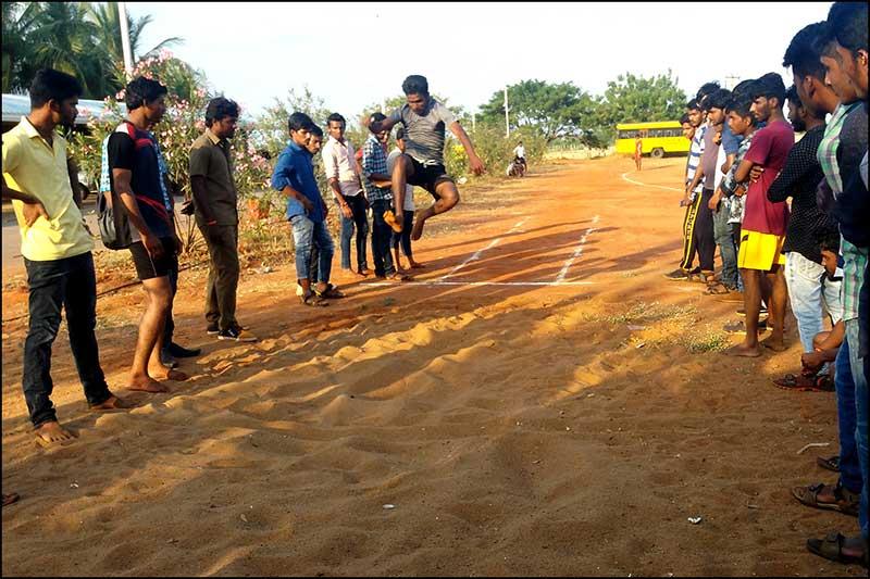 Long Jump Pit 2
