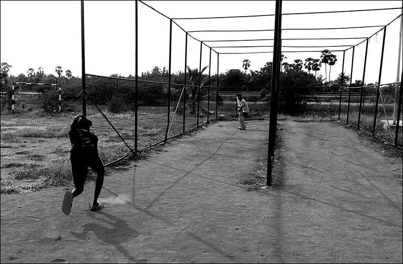CRICKET PRACTICE NETS 2
