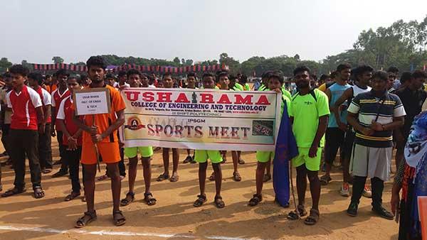 Sports & Games Meet 1