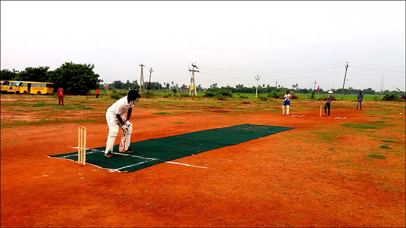 Cricket Ground 1