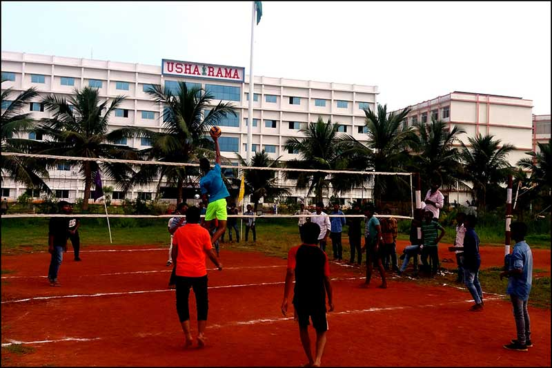 Volley Ball Court 1